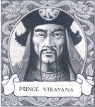Prince Jherek Virayana